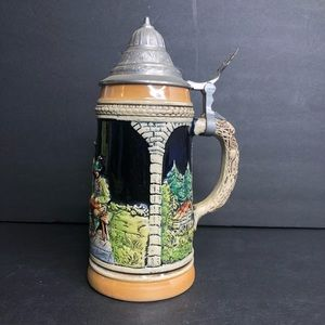 """9"""" Beer Stein Made In West Germany in GUC"""